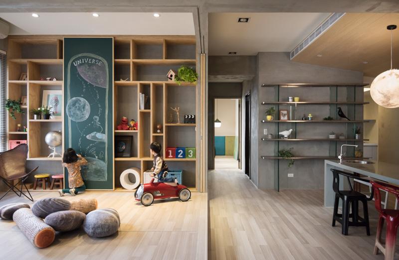 中式 日式 北欧 欧式 混搭 工业风 后现代 空间 餐厅 厨房 儿童房